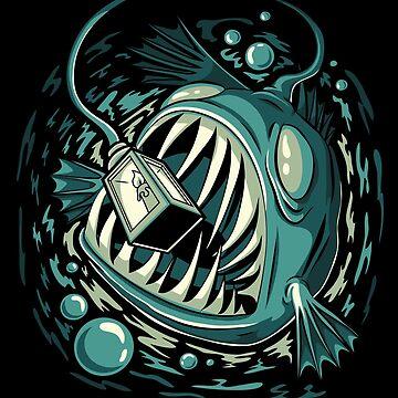 Laternenfisch von HartmanArts
