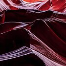 Waves of Antelope Canyon Rock Formations by Gregory Ballos