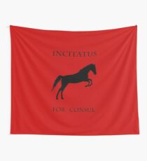 Vote Incitatus Wall Tapestry