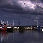 Moored at Yamba Marina by myraj