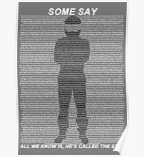 The Stig Poster