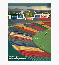 VFL Park - League Headquarters Photographic Print