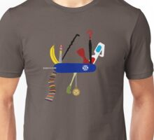 Swiss Doctor Knife Unisex T-Shirt