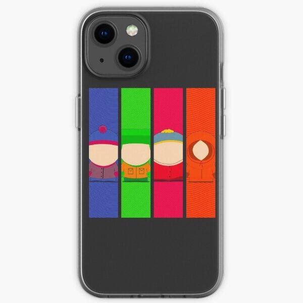 Parc du Sud Coque souple iPhone
