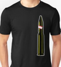 A Bullet with your name on it Slim Fit T-Shirt