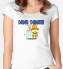 Dumb and Dumber Women's Fitted Scoop T-Shirt