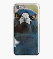 Not Happy !!! iPhone Case/Skin