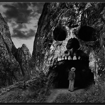 Skull Mountain by rgerhard