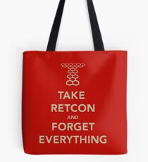Take Retcon Tote Bag