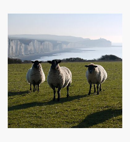 The 3 Sisters Photographic Print