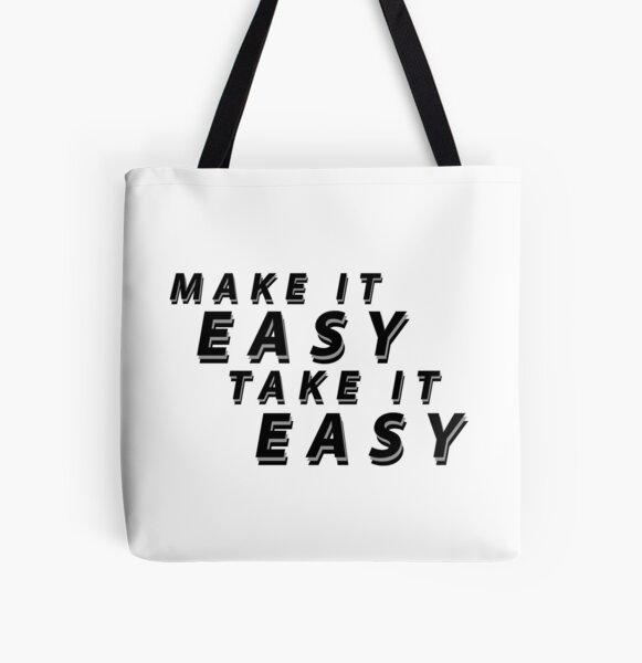 Jeder hat etwas zu verbergen Allover-Print Tote Bag