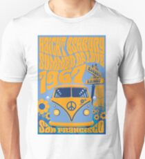 Haight Ashbury Summer Of Love Unisex T-Shirt