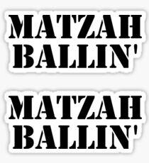Pegatina Matzá Ballin