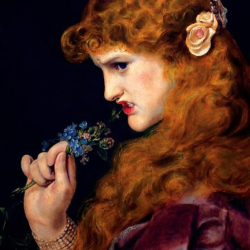 "Anthony Frederick Augustus Sandys ""Love's Shadow"" by ALD1"