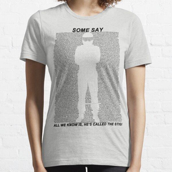 The Stig Essential T-Shirt