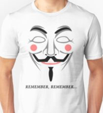 Remember remember T-Shirt