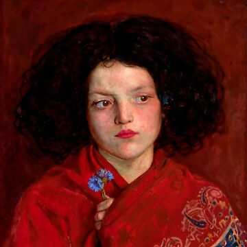 "F. Madox Brown ""The Irish Girl"" by ALD1"
