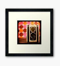 Kodak Duaflex TTV Framed Print
