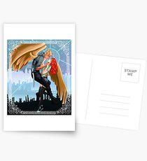 Angels Postcards