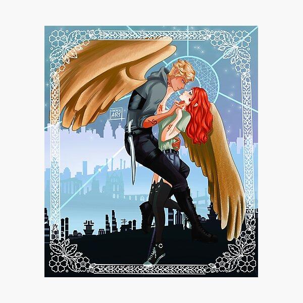 Angels Lámina fotográfica