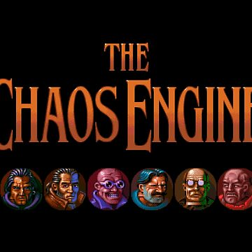 Gaming [Amiga] - The Chaos Engine (Soldiers of Fortune) by ccorkin