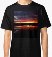 Sunset Water Classic T-Shirt