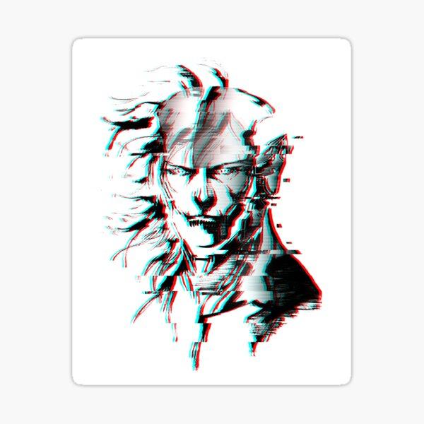 Raiden Sticker