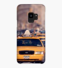 5th Avenue Cabs Case/Skin for Samsung Galaxy