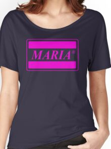 maria Women's Relaxed Fit T-Shirt