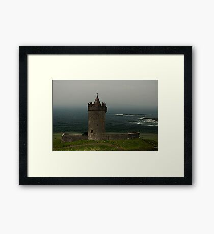 To Keep Watch Framed Print