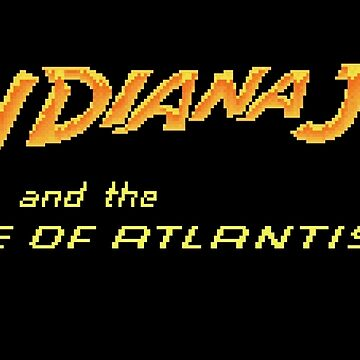 Gaming [Amiga] - Indiana Jones and the Fate of Atlantis by ccorkin