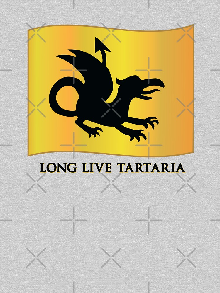 Long Live Tartaria by thedrumstick