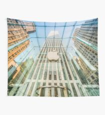 Big Apple in the Big Apple Wall Tapestry