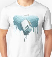 Great White Myth #1 - Halftone Version T-Shirt