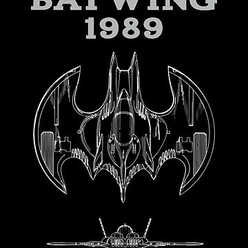 Batwing 1989 by CreativeSpero