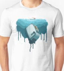 Great White Myth #1 - Full Colour Version T-Shirt