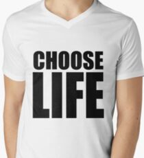 CHOOSE LIFE - WHAM! T-Shirt
