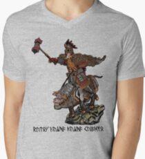 Dain Ironfoot Men's V-Neck T-Shirt