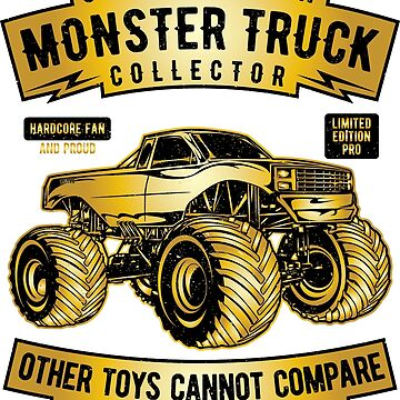 Monster Truck Collecting Champion by offroadstyles