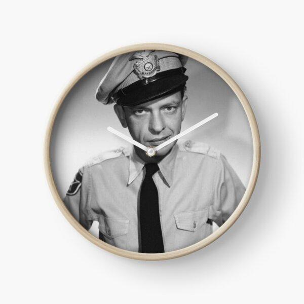 Barney Fife - Don Knotts Clock