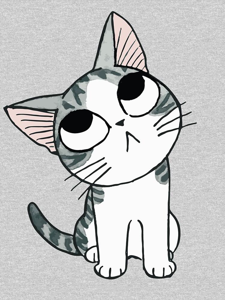 ★ Kawaii Cat by cadcamcaefea
