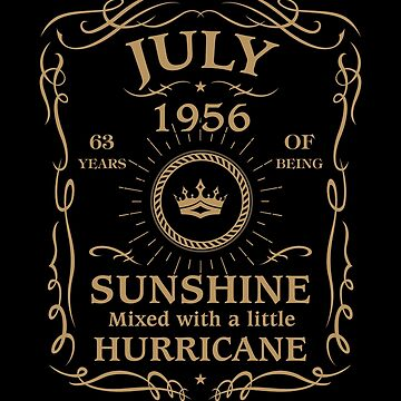 July 1956 Sunshine Mixed With A Little Hurricane by lavatarnt