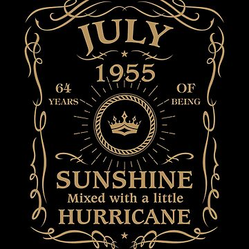 July 1955 Sunshine Mixed With A Little Hurricane by lavatarnt