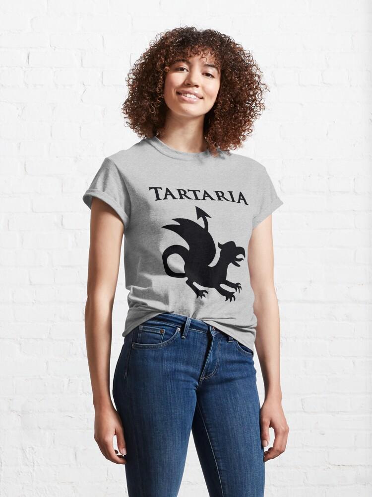 Alternate view of Tartaria (Griffon)  Classic T-Shirt