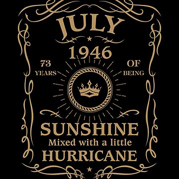 July 1946 Sunshine Mixed With A Little Hurricane by lavatarnt
