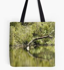 Serenity on the Warren River Tote Bag