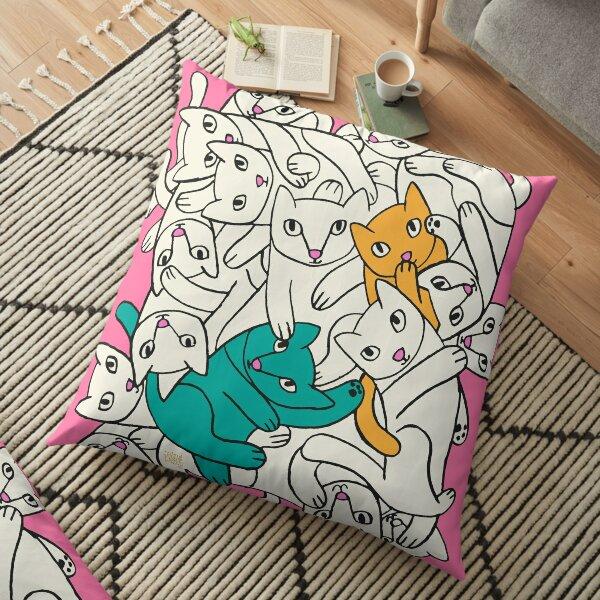 Twice the Fun Floor Pillow