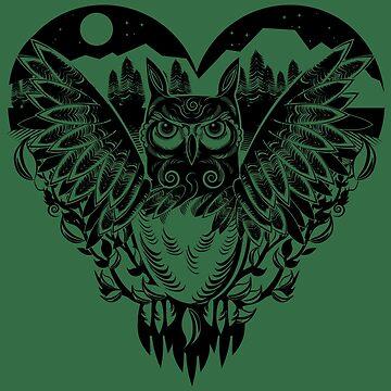 Owl Always Love Owls by Grafx-Guy