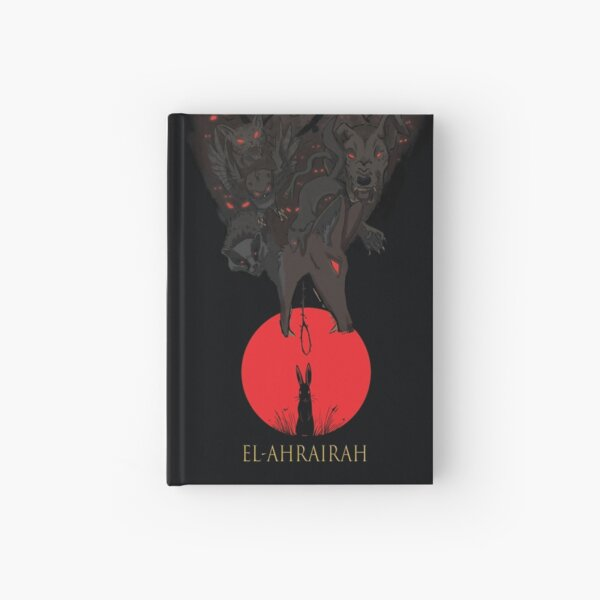 El Ahrairah, Prince With A Thousand Enemies from Watership Down Hardcover Journal
