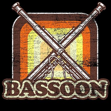 Bassoon Classical Music by GeschenkIdee